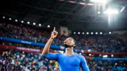 Jose Mourinho praises 'mature' Paul Pogba after France win