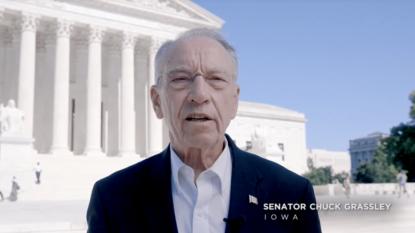 Schumer Panicking Over Trump's Supreme Court Nominee