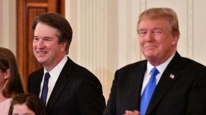 Vulnerable Democrats welcome Trump's Supreme Court nominee Brett Kavanaugh