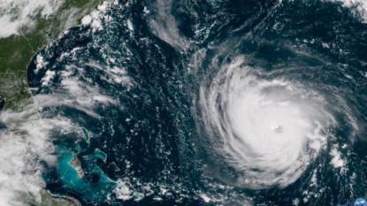 Hurricane Florence: Georgia declares emergency ahead of 'monster' storm