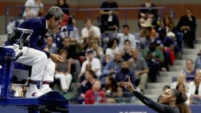 Serena Williams Fined $17000 For US Open Controversy