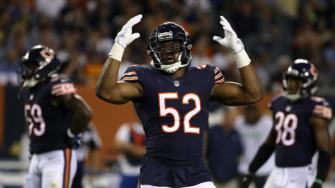 Wilson, Seahawks offense struggle against Bears