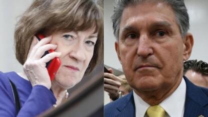 Key Senators Undecided As Senate Poised To Vote On Kavanaugh