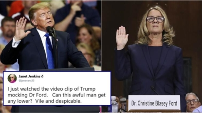 Trump Calls Out Ford During Rally: She Can Hardly Remember Anything