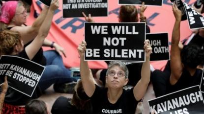 US Senate to vote on Trump's Supreme Court nominee Kavanaugh